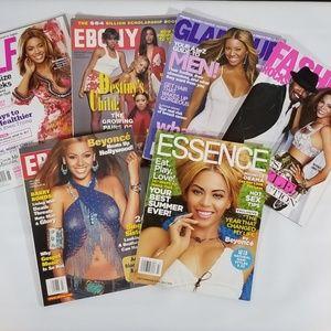 Beyoncé Magazine Lot